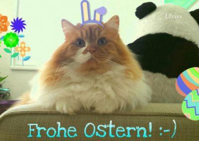 Ulyxes Ostern
